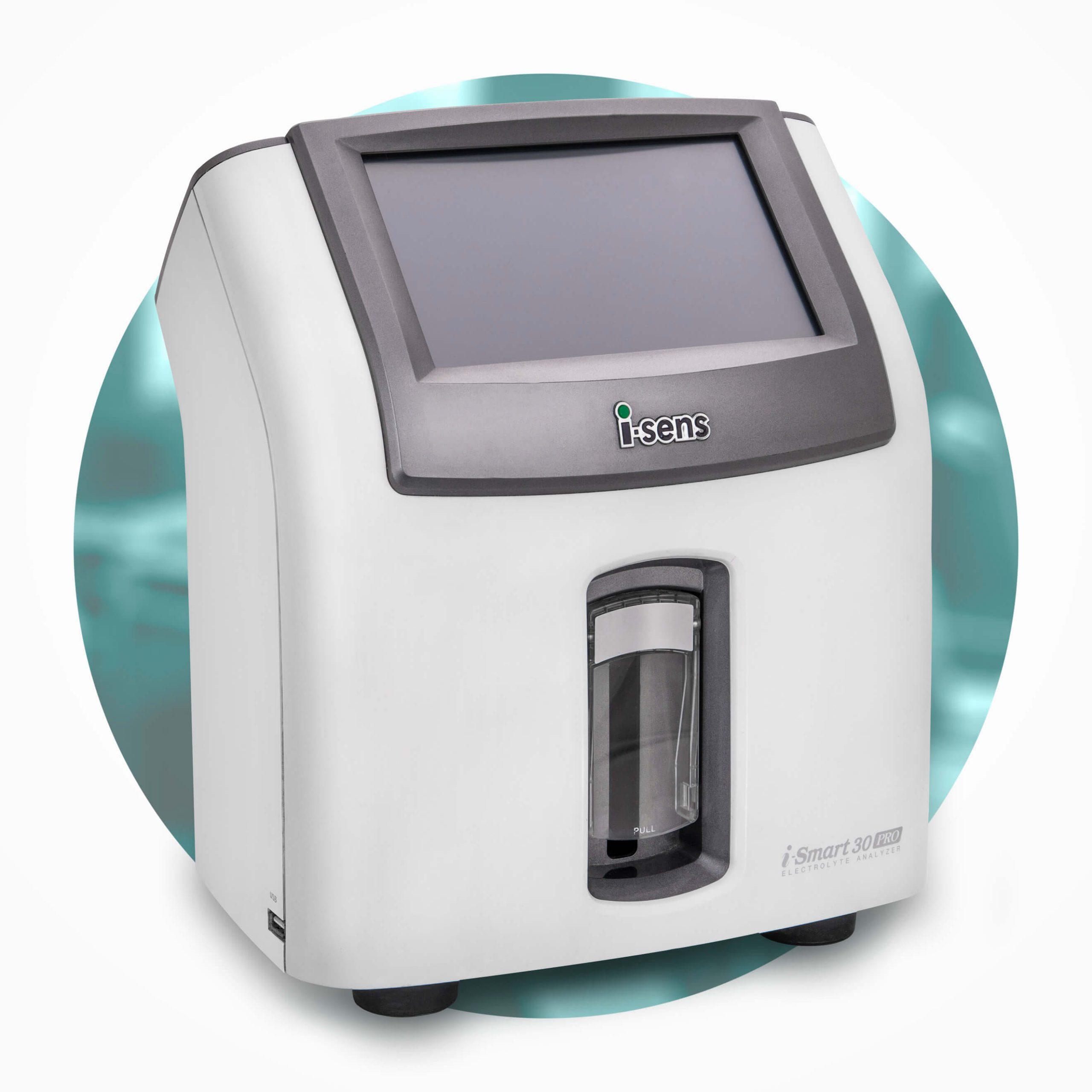 i-sens electrolyte analyzer