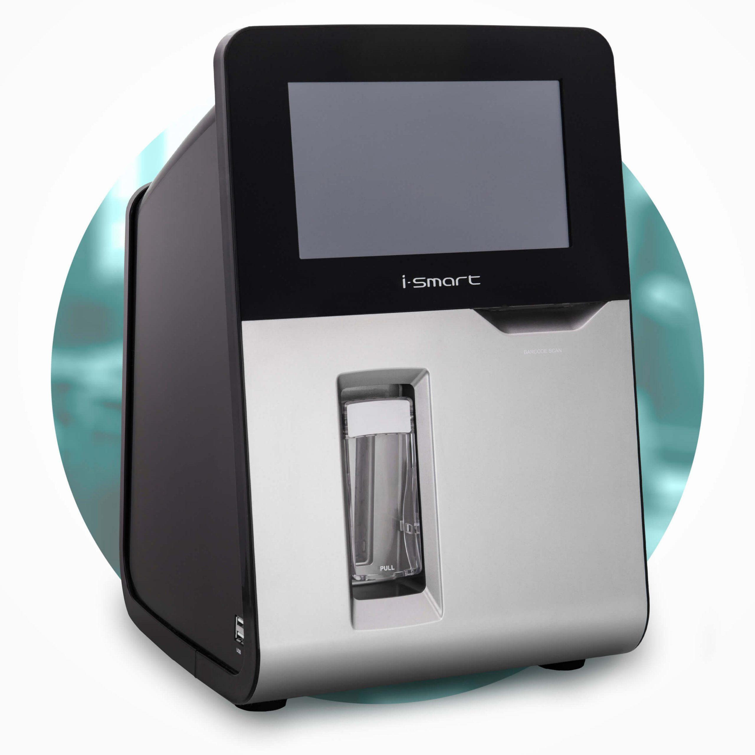 i-smart blood gaz analyzer