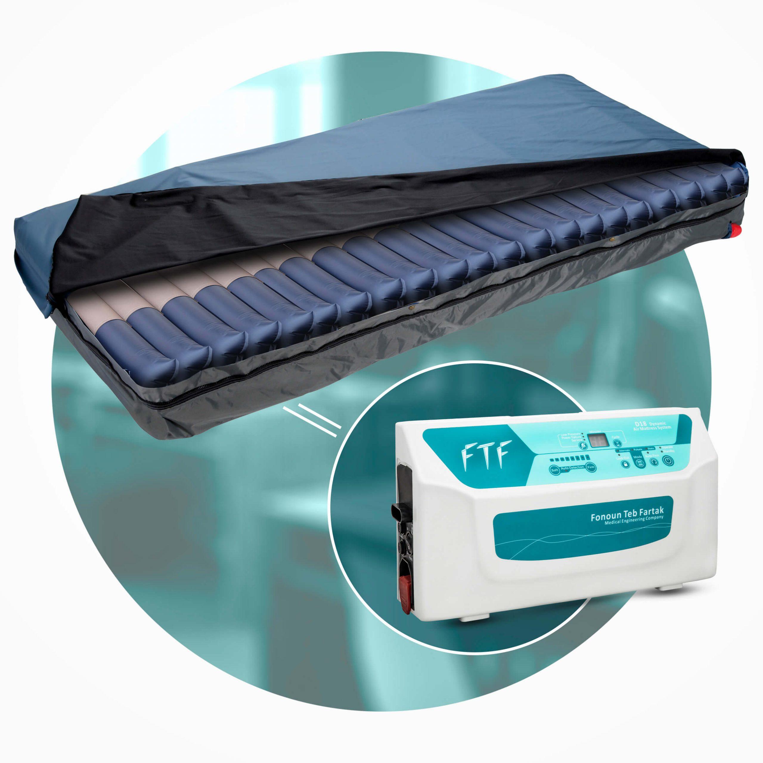 Very High Risk air mattress (d18)