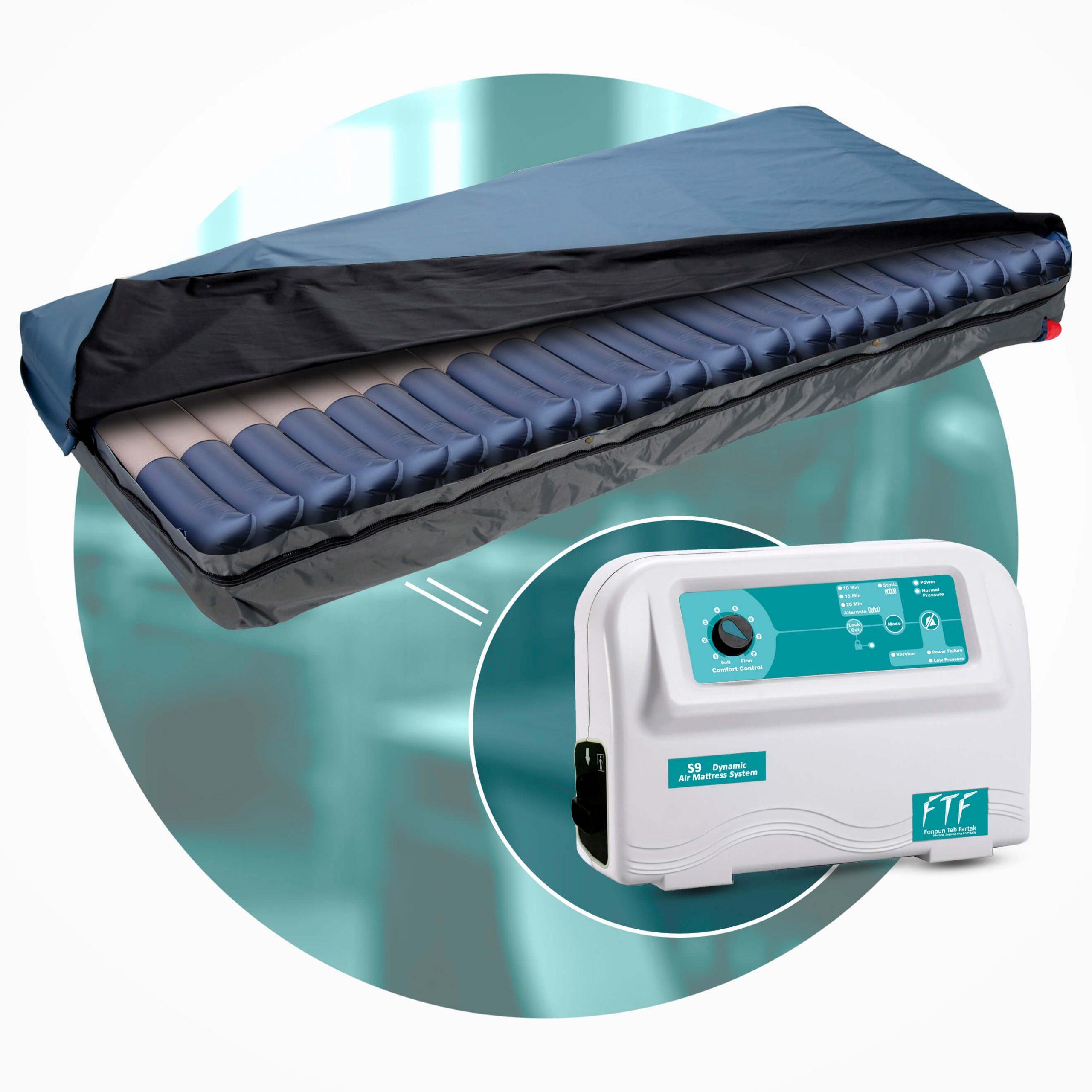 Medium risk air mattress (s9)
